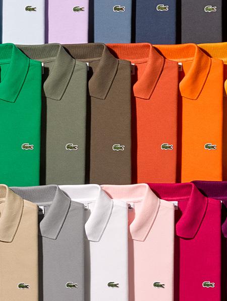 Lacoste'un mirası ikonik pololar, yeni renkleri ve farklı kalıp seçenekleriyle gardıroplarınızın kurtarıcısı oluyor. POLO