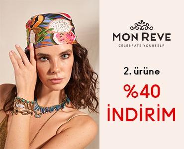 Mon Reve ürünlerine özel, 2. üründe %40 indirim!
