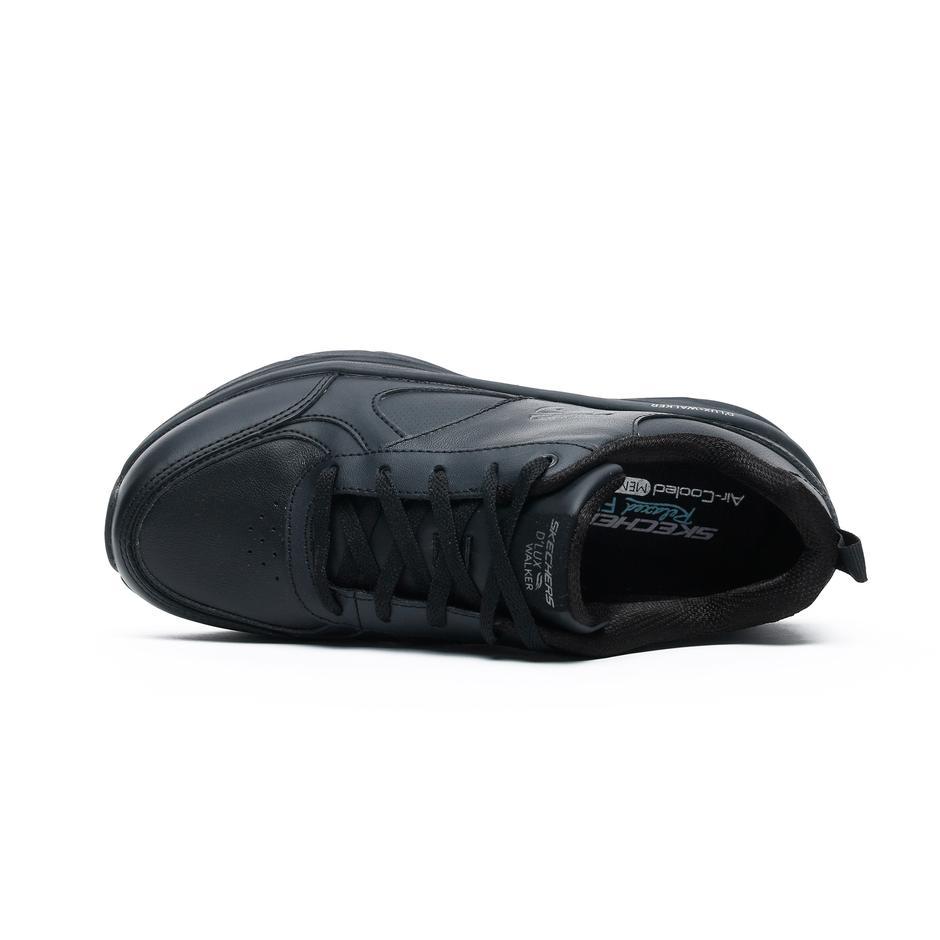 D'Lux Walker-Timeless Path Kadın Siyah Spor Ayakkabı