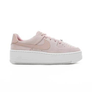 Nike Air Force 1 Sage Low Kadın Pembe Spor Ayakkabı