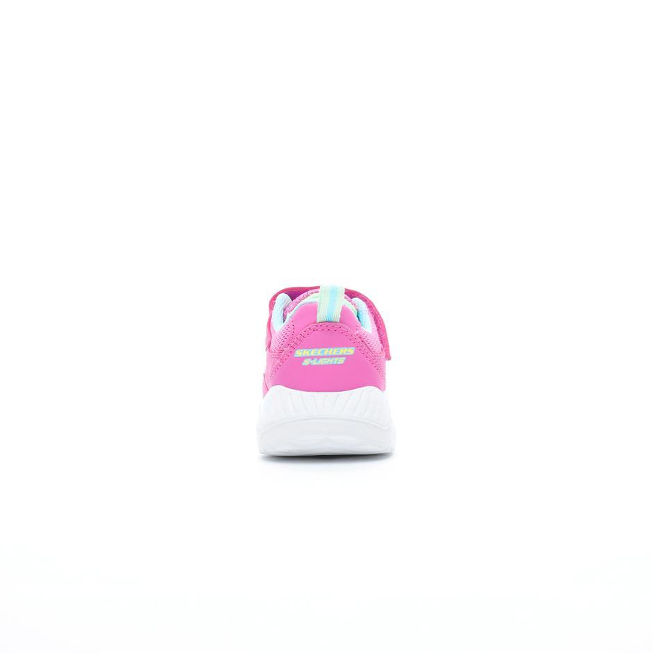 Skechers Magna Lights - Expert Level Bebek Pembe Spor Ayakkabı