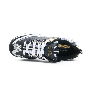 Skechers D'Lites-Runway Ready Kadın Siyah Spor Ayakkabı