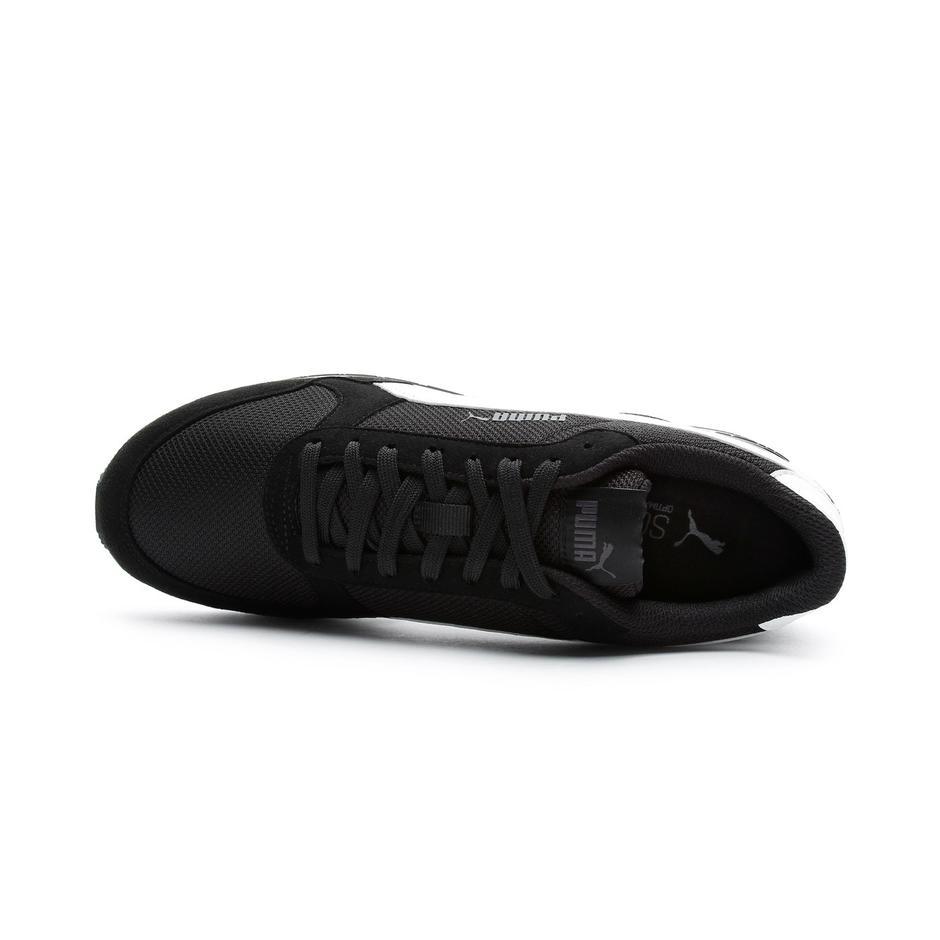 Puma St Runner V2 Mesh Erkek Siyah Spor Ayakkabı