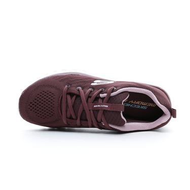 Skechers Graceful-Get Connected Kadın Bordo Spor Ayakkabı