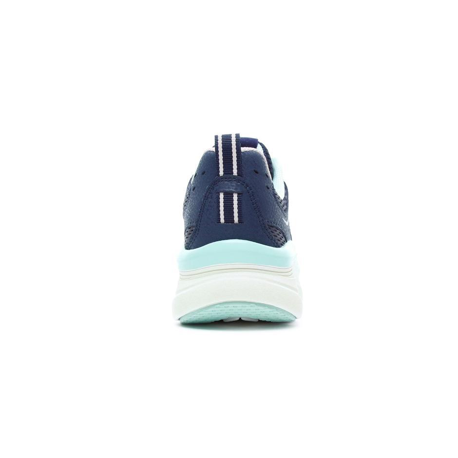 Skechers D'Lux Walker - Infinite Motion Kadın Lacivert Spor Ayakkabı
