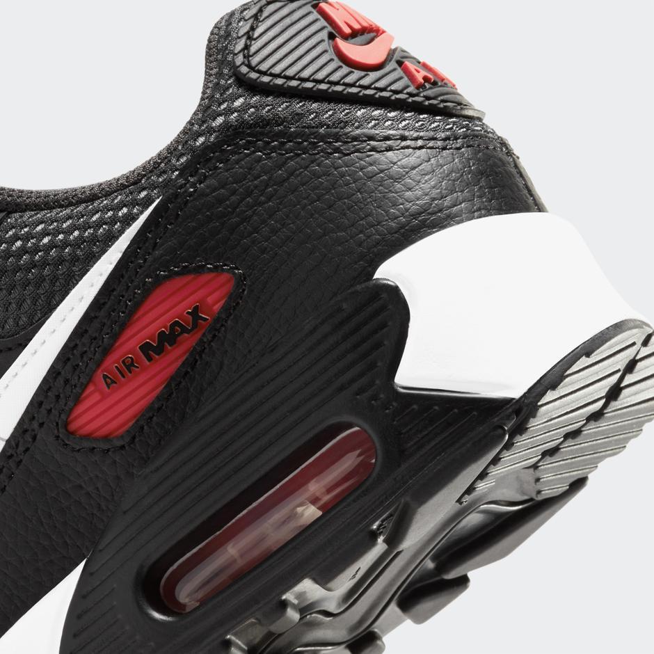 Nike Air Max 90 Kadın Siyah Spor Ayakkabı