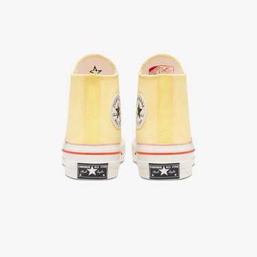 Converse Chuck 70 Hi  Kadın Sarı Sneaker