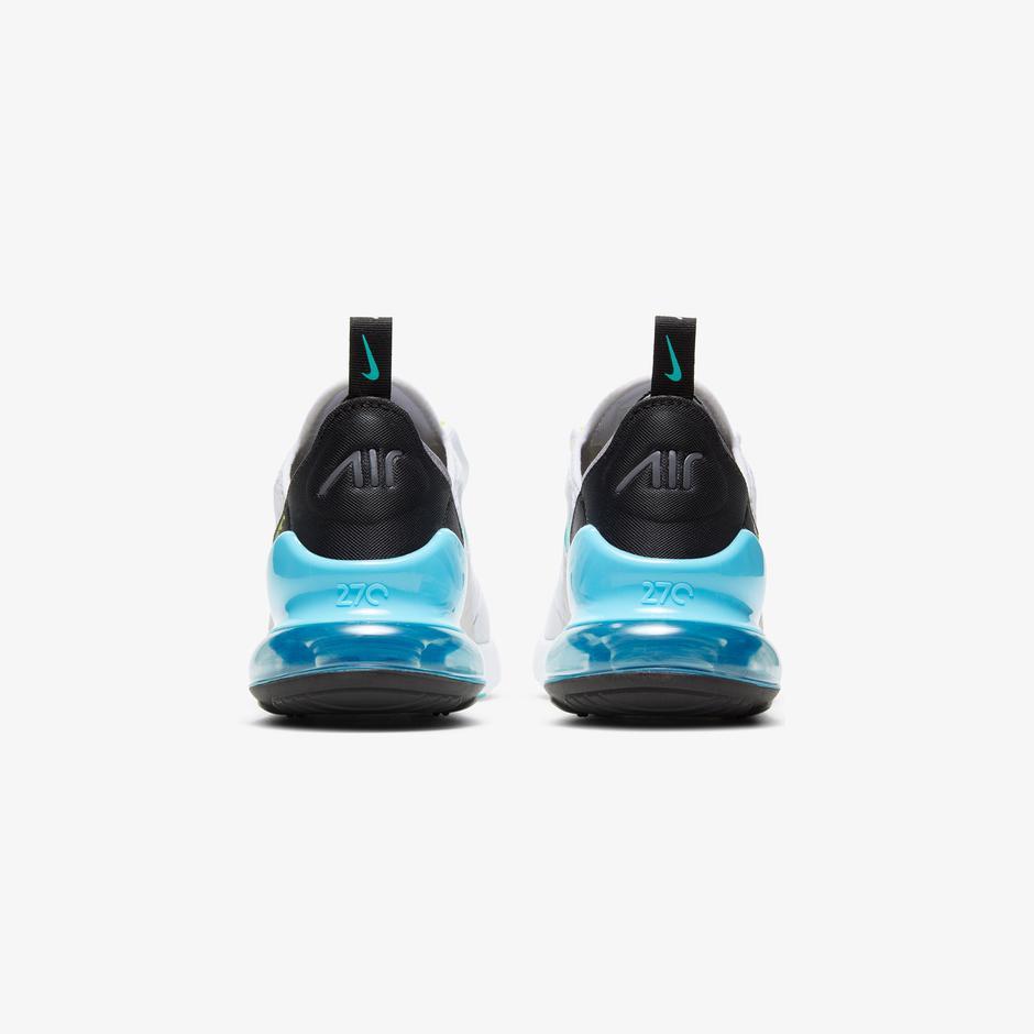 Nike Air Max 270 Gs Kadın Beyaz Spor Ayakkabı