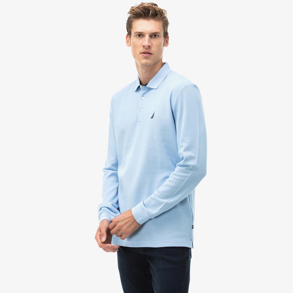 Nautica Erkek Mavi Polo