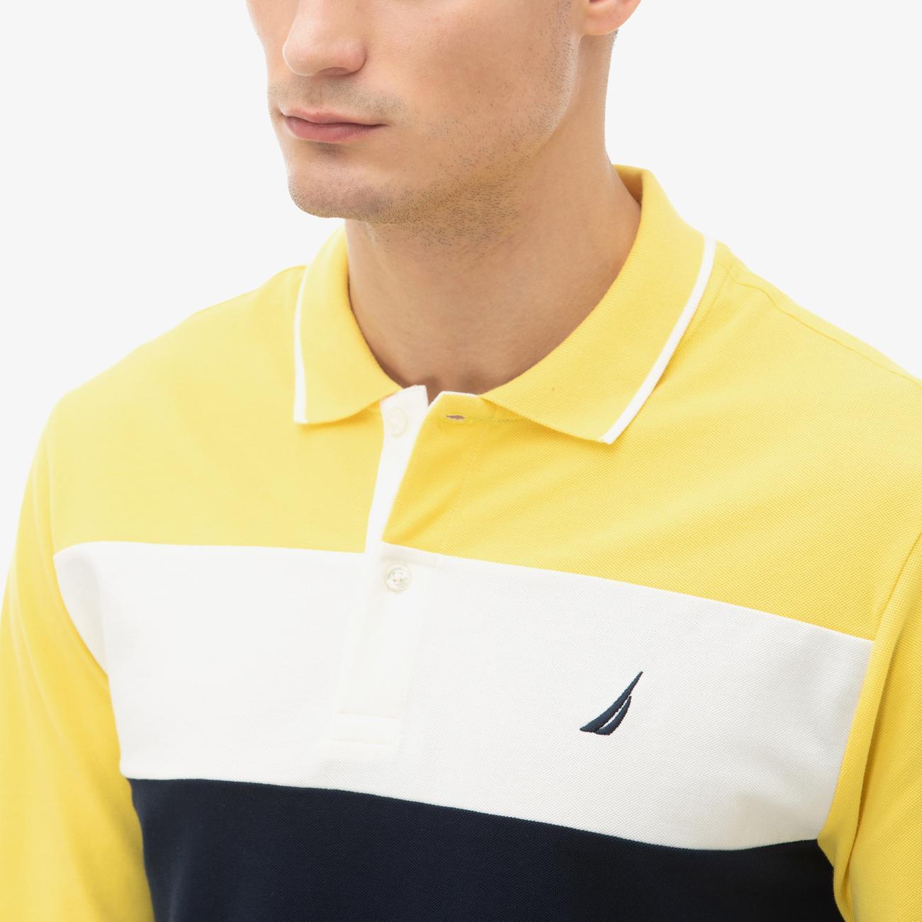 Nautica Erkek Sarı Polo