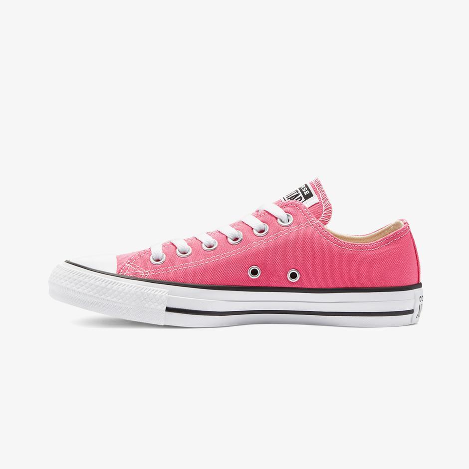 Converse Chuck Taylor All Star Pet Canvas Seasonal Color Kadın Pembe Sneaker