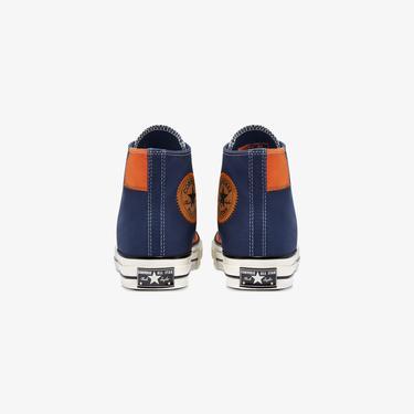 Converse Chuck 70 Ripstop And Canvas Hi Erkek Lacivert Sneaker