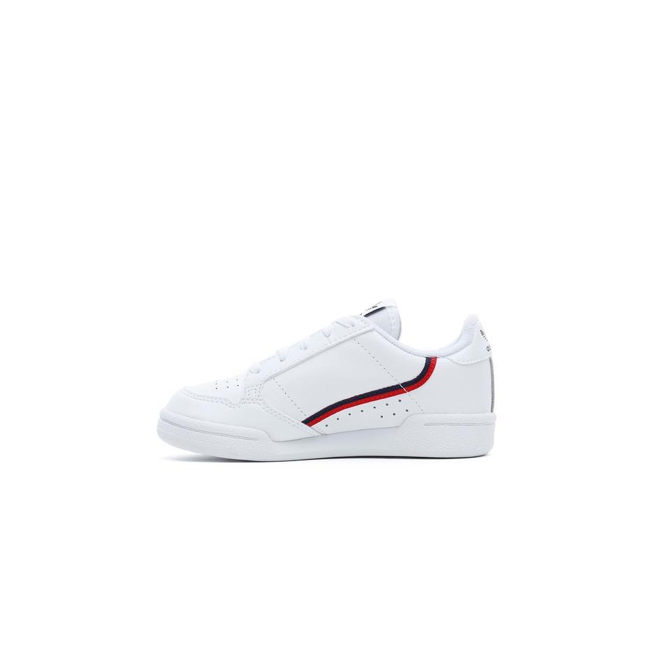 adidas Continental 80 Çocuk Beyaz Spor Ayakkabı