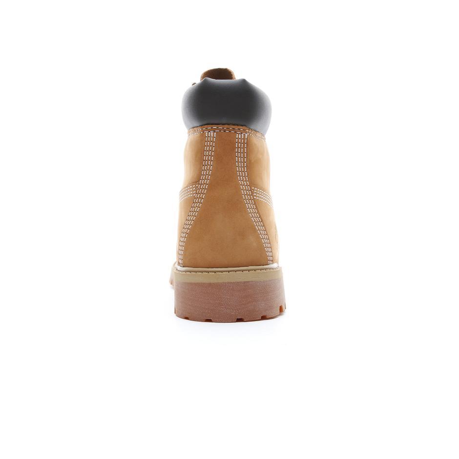 Timberland 6 In Premium Wp Boot Kadın Sarı Bot