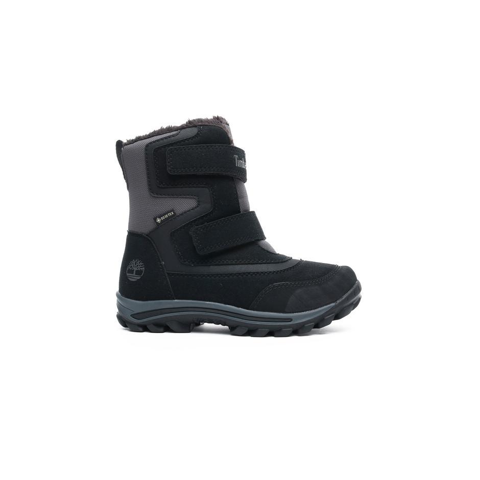 Timberland Chillberg 2-Strap GTX Çocuk Siyah Bot