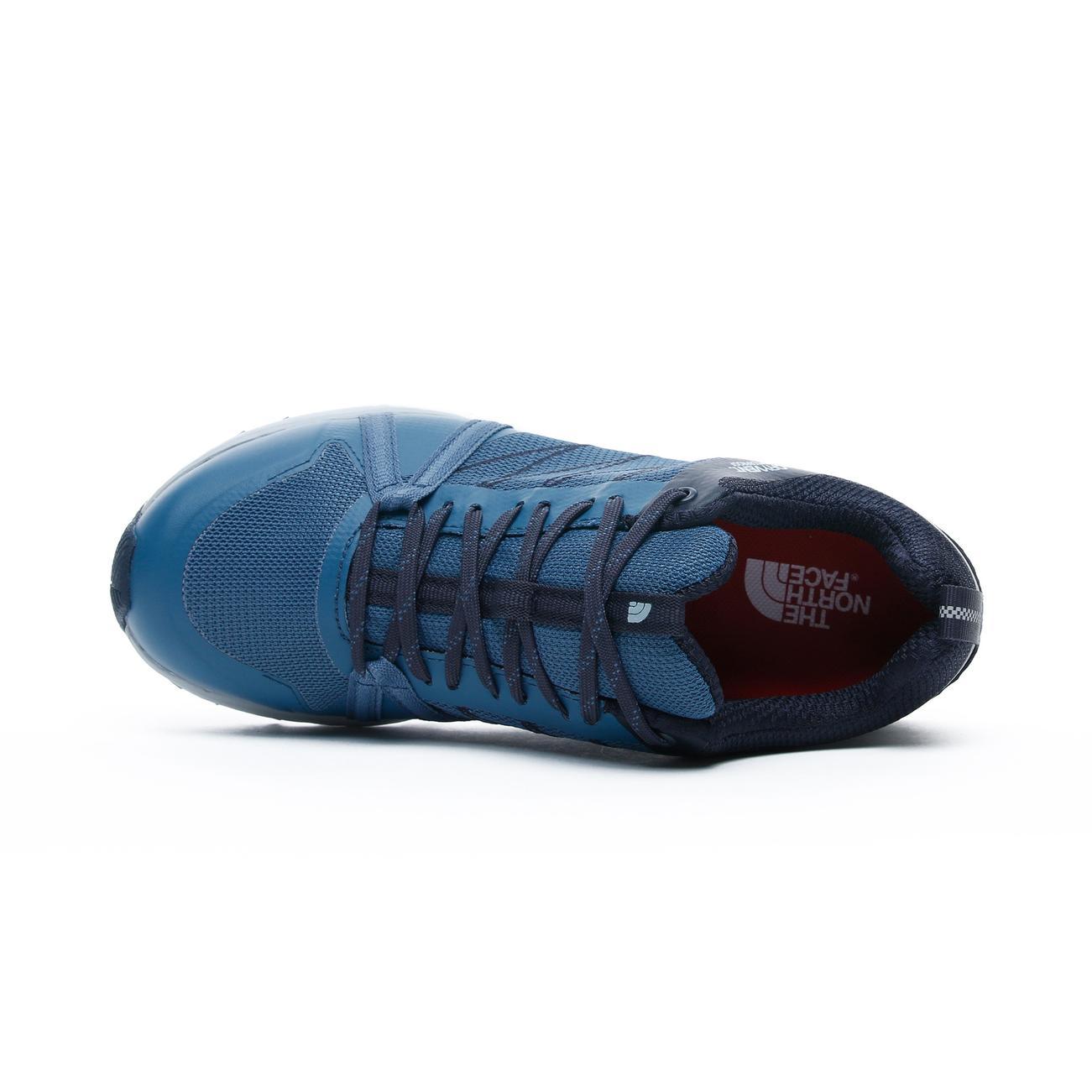 The North Face Litewawe Fastpack II Wp Kadın Mavi Spor Ayakkabı