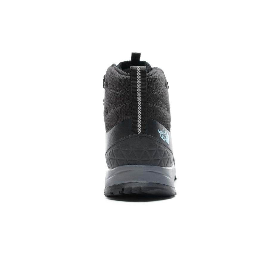 The North Face Kadın Litewave Fastpack II Mid Gore-Tex® Siyah Doğa Yürüyüşü Botu