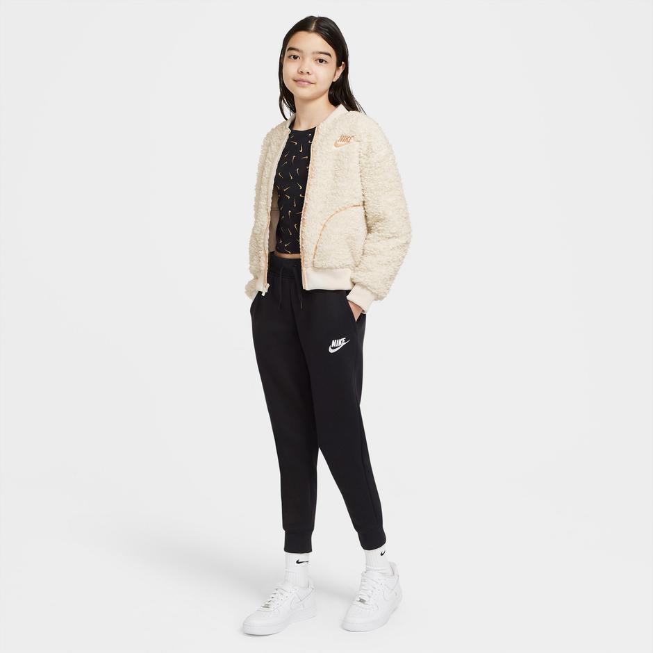 Nike Sportswear Çocuk Krem Ceket