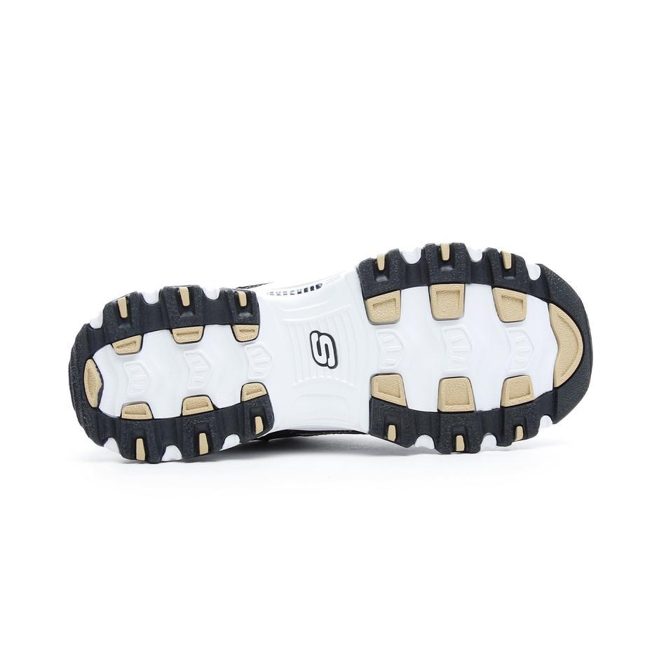Skechers D'Lites - Orient Night Kadın Siyah Spor Ayakkabı