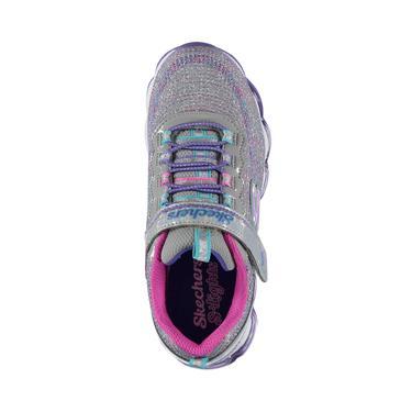 Skechers Glimmer Lights Kız Çocuk Renkli Işıklı Spor Ayakkabı