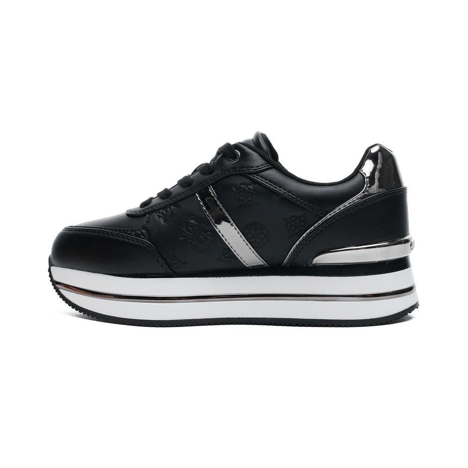 Guess Dafnee Kadın Siyah Spor Ayakkabı