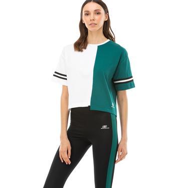 Skechers High Vibes 2 Kadın Kahverengi T-Shirt