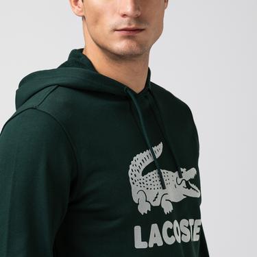 Lacoste Erkek Yeşil Sweatshirt