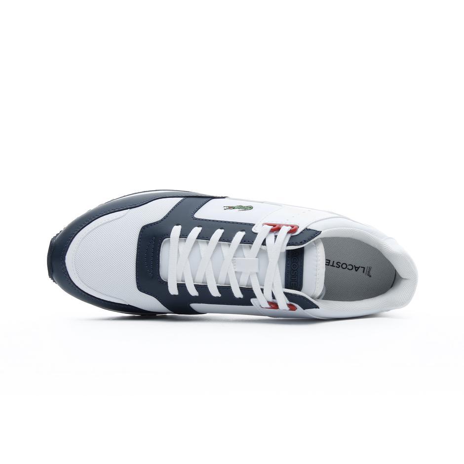 Lacoste Partner Piste Erkek Beyaz Spor Ayakkabı