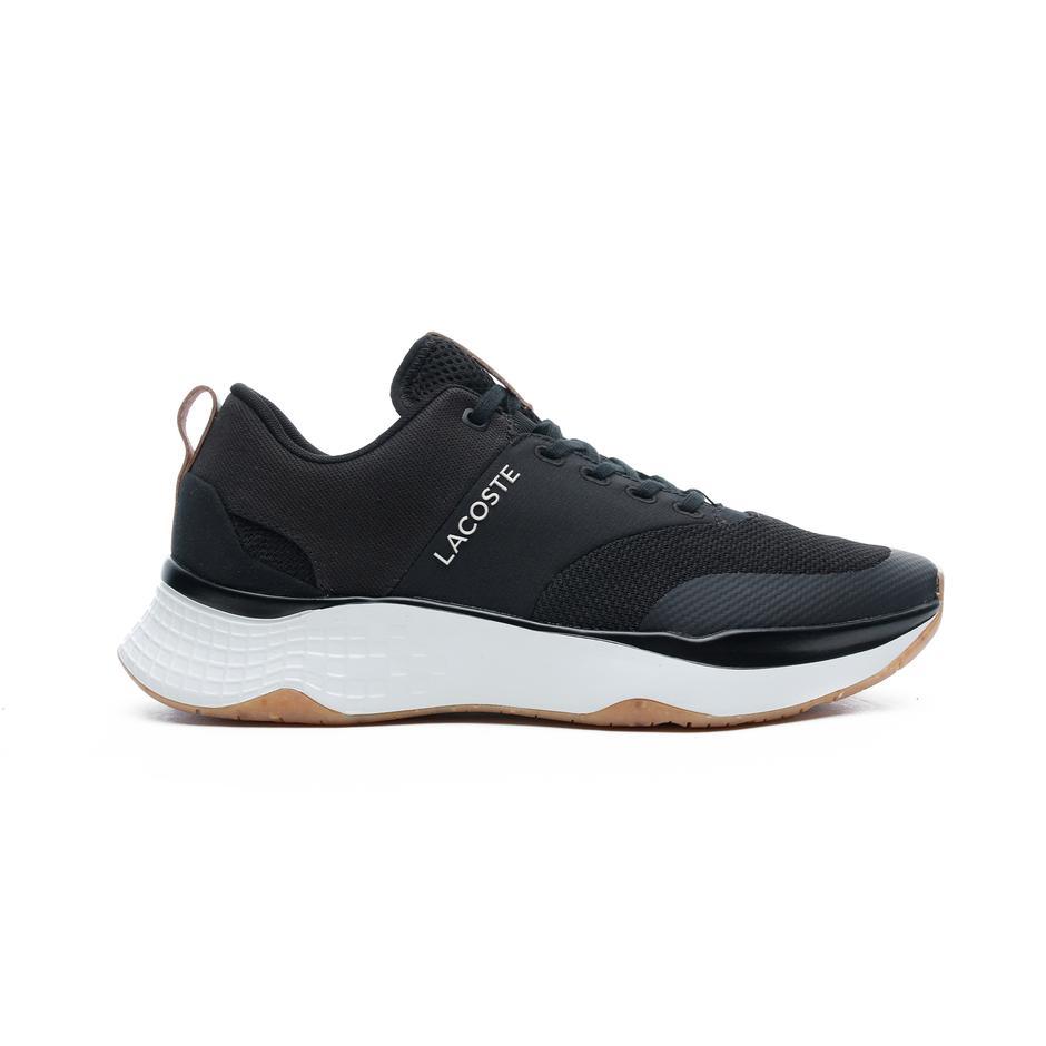 Lacoste Court-Drive Plus Erkek Siyah Spor Ayakkabı