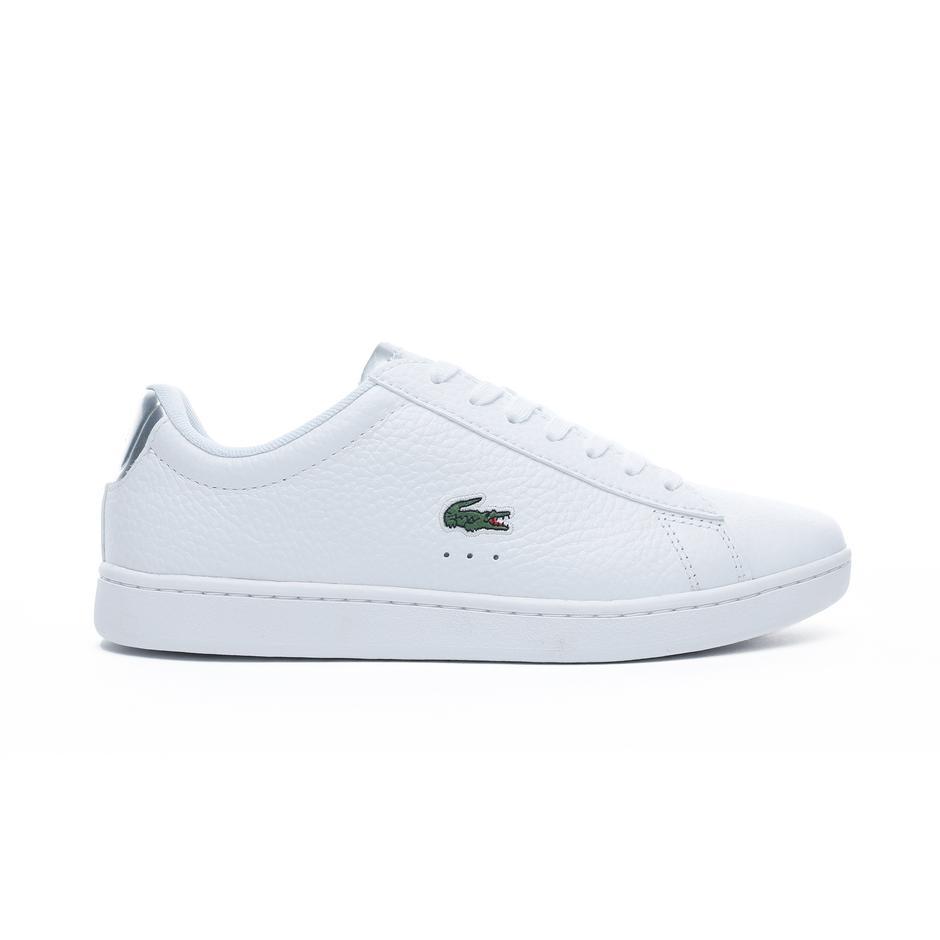 Lacoste Carnaby Evo Kadın Beyaz Spor Ayakkabı