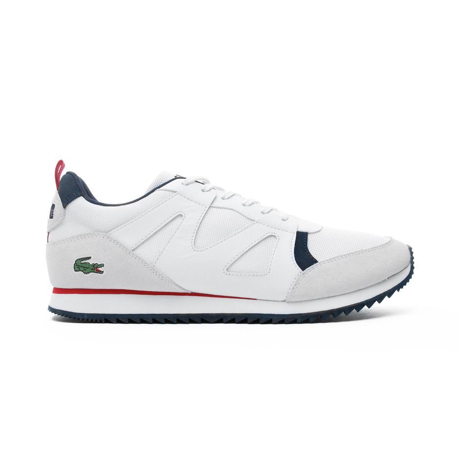 Lacoste Aesthet Erkek Beyaz Spor Ayakkabı