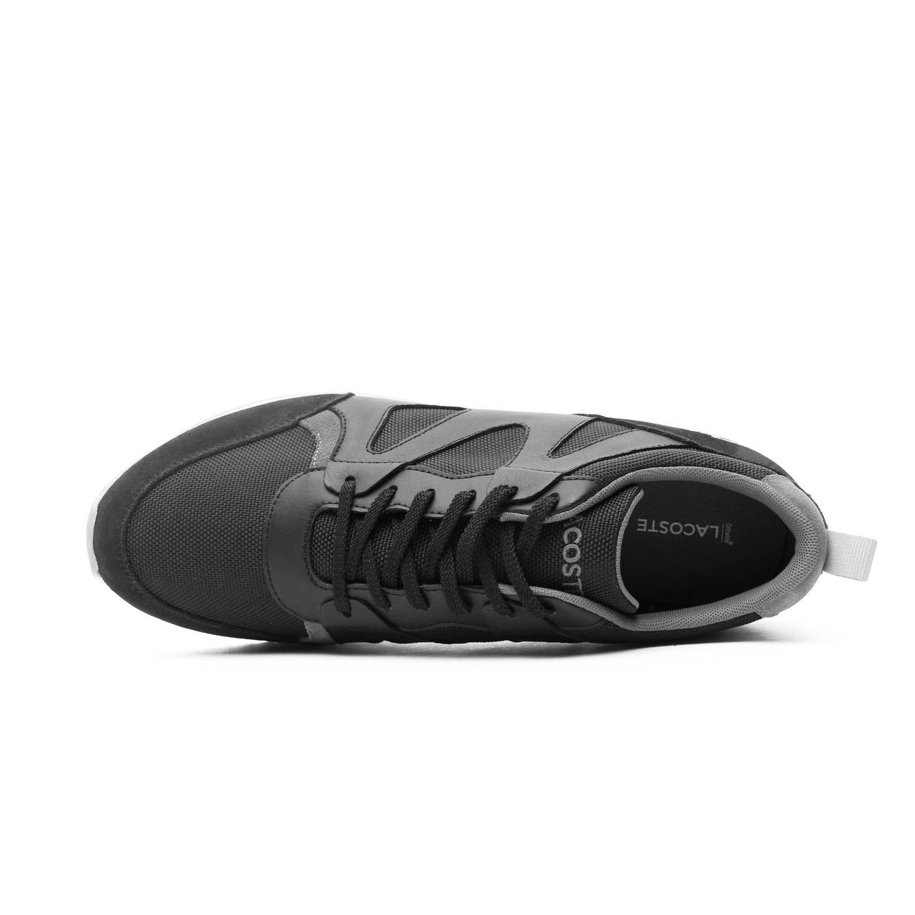 Lacoste Aesthet Erkek Siyah Spor Ayakkabı