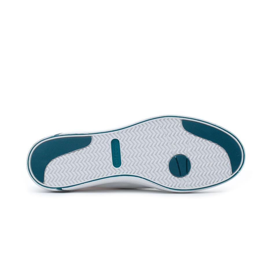 Lacoste Gripshot Erkek Beyaz - Yeşil Spor Ayakkabı