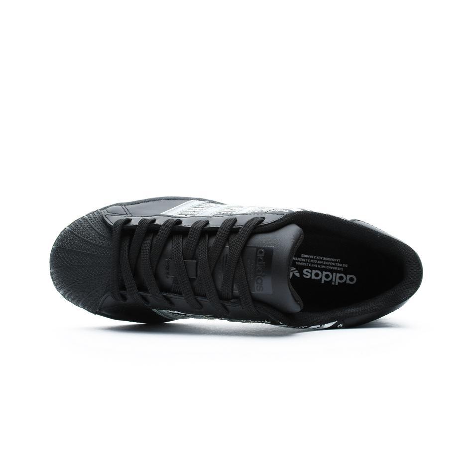 adidas Superstar Kadın Siyah Spor Ayakkabı