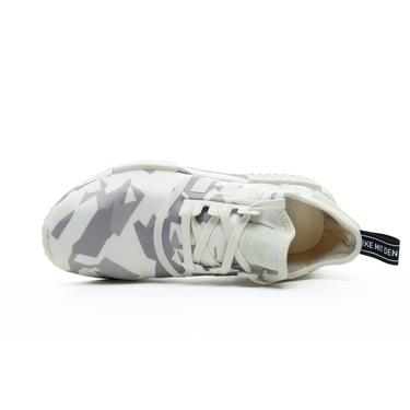 adidas NMD_R1 Erkek Bej Spor Ayakkabı