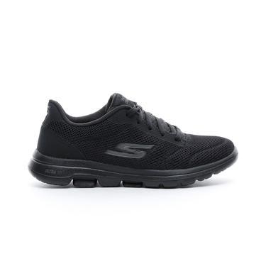 Skechers Go Walk 5 - Lucky Kadın Siyah Spor Ayakkabı