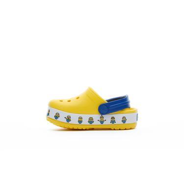 Crocs CrocsFL Minions Multi Clg K Çocuk Sarı Terlik
