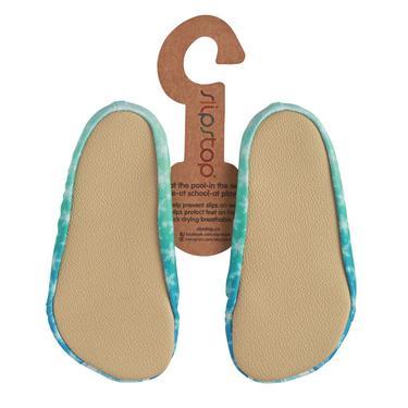 Slipstop Vanilla Disney Frozen Çocuk Renkli Havuz Ayakkabısı