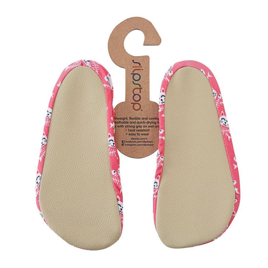 Slipstop Yummy Pembe Çocuk Havuz Ayakkabısı