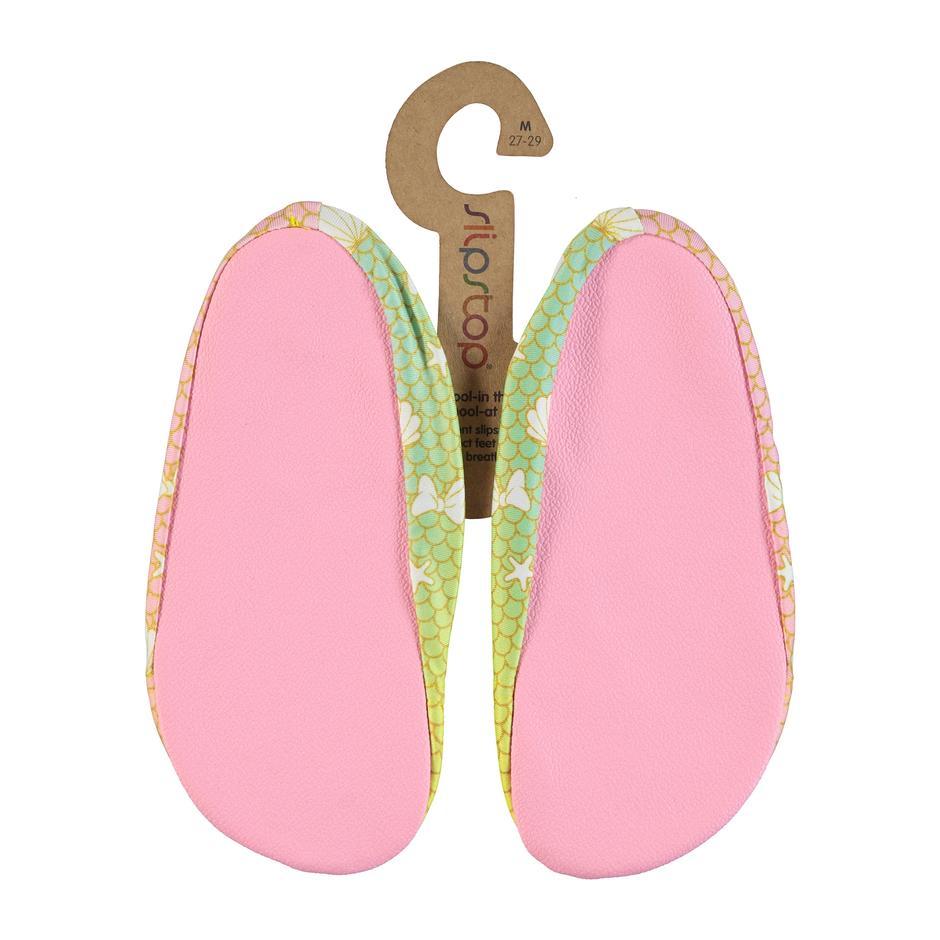 Slipstop Minimaid Çocuk Sarı Havuz Ayakkabısı