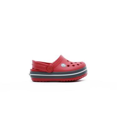 Crocs Crocband Clog K Çocuk Kırmızı Terlik