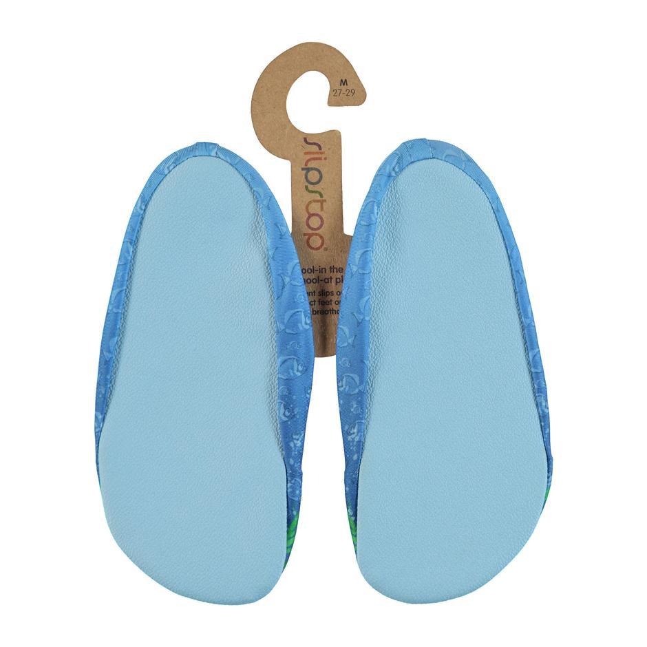 Slipstop Hugo Çocuk Mavi Havuz Ayakkabısı