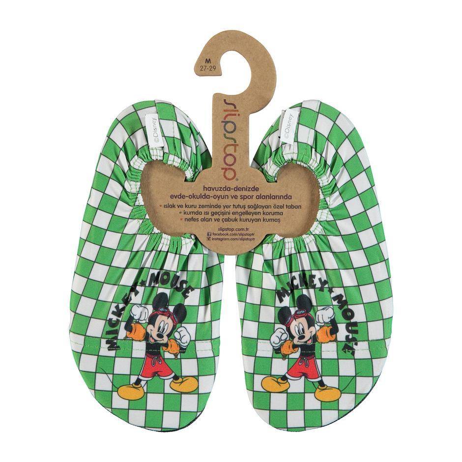 Slipstop Dude Çocuk Yeşil Havuz Ayakkabısı