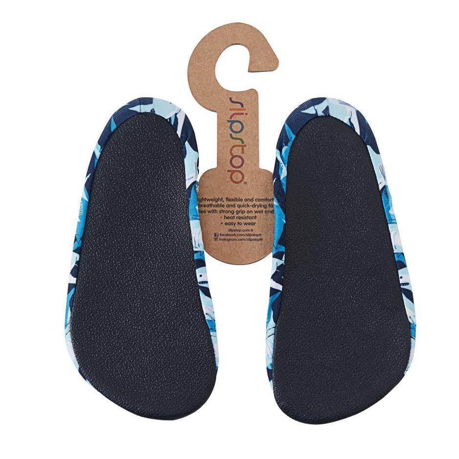 Slipstop Jack Junior Mavi Çocuk Havuz Ayakkabısı