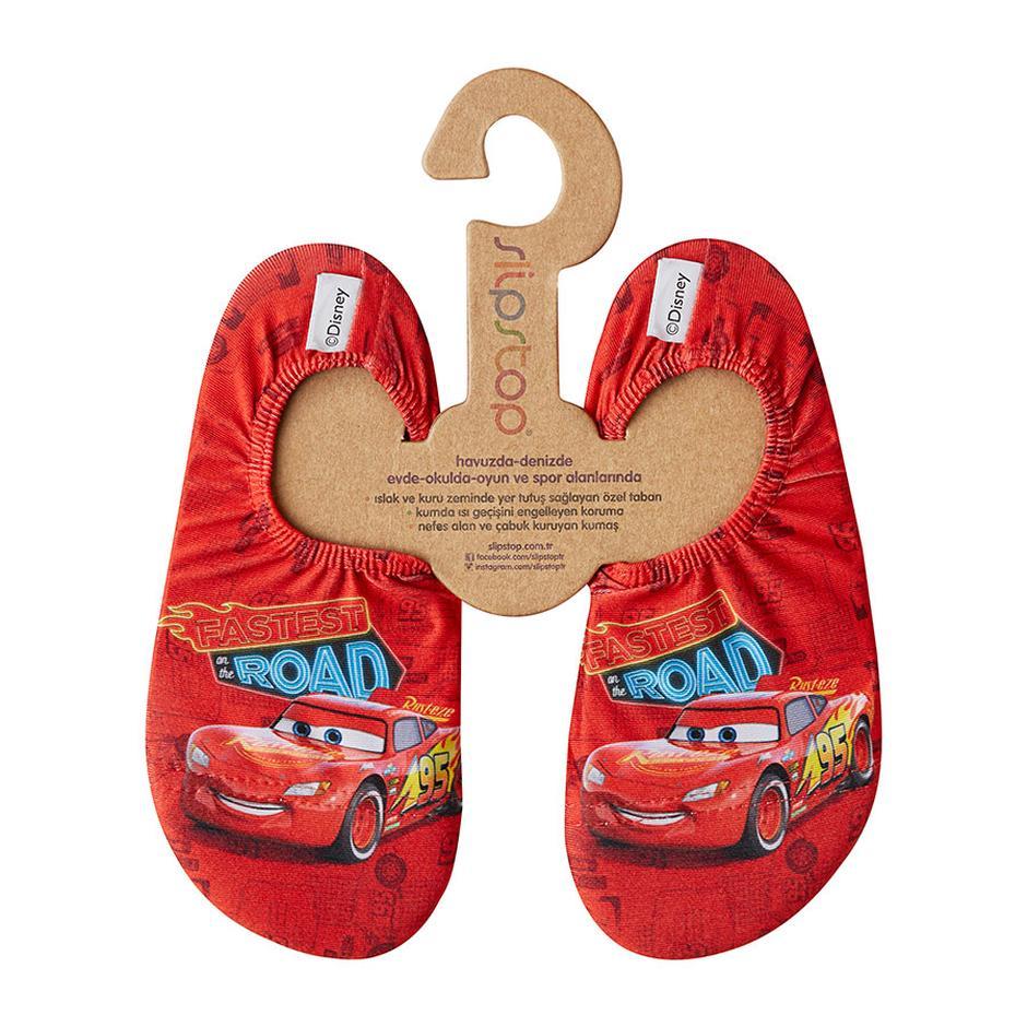 Slipstop Champ Kırmızı Çocuk Havuz Ayakkabısı