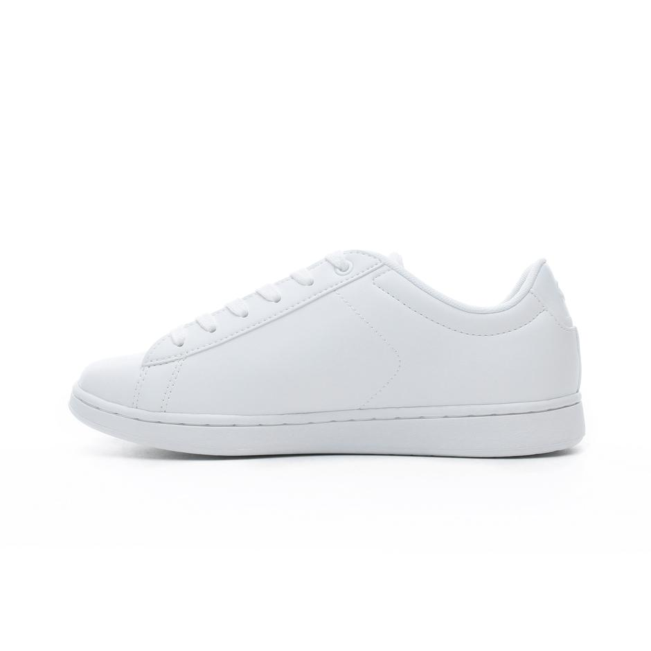 Lacoste Carnaby Evo 119 7 Suj Kadın Beyaz Spor Ayakkabı