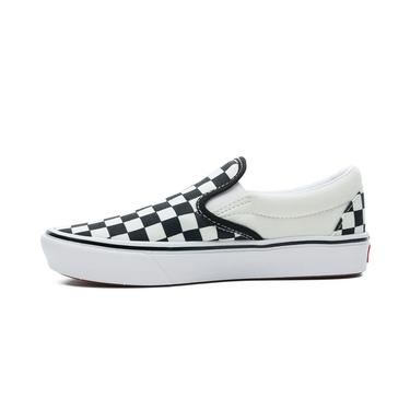 Vans ComfyCush Slip-On Unisex Bej-Siyah Sneaker