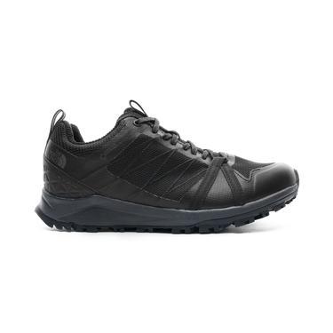The North Face Kadın Litewave Fastpack II Gore-Tex® Siyah Doğa Yürüyüşü Ayakkabısı