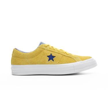 Converse One Star Erkek Sarı Sneaker