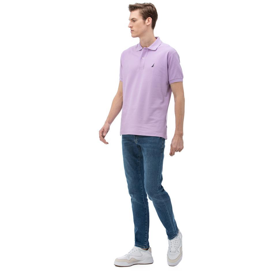 NAUTICA Erkek Slim Fit Mavi Denim Pantolon
